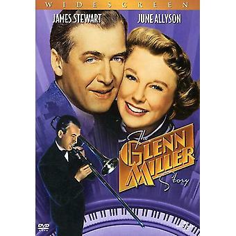 Glenn Miller Story the [DVD] USA import