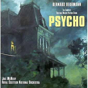 Bernard Herrmann - Psycho [CD] USA import