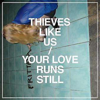 Thieves Like Us - Your Love Runs Still [Vinyl] USA import
