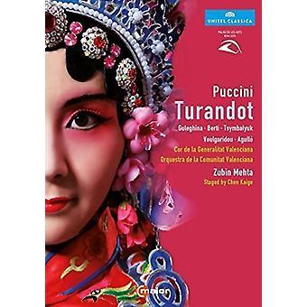 Puccini: Turandot [DVD] USA import