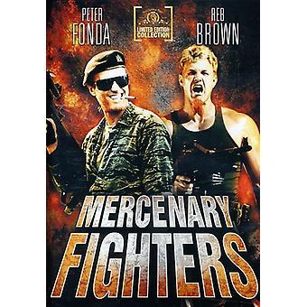 Huurling strijders [DVD] USA importeren