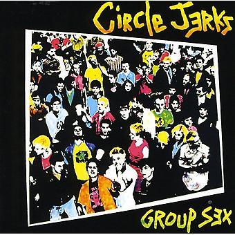 Circle Jerks - Group Sex [CD] USA import