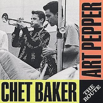 Baker/Pepper - Route [CD] USA import