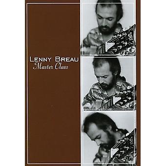 Lenny Breau - Master Class [DVD] USA import