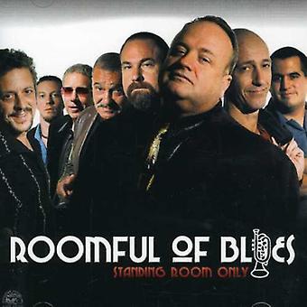 Stuen fuld af Blues - ståplads kun [CD] USA importerer