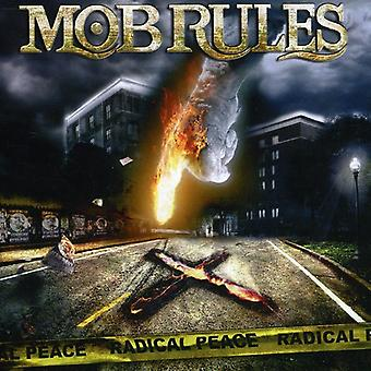 Mob Rules - Radical Peace [CD] USA import