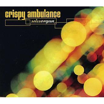 Crispy Ambulance - Scissorgun [CD] USA import