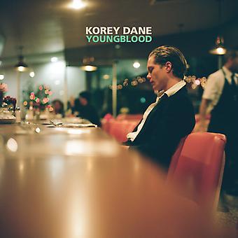 Korey Dane - Youngblood [CD] USA import