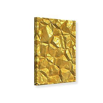 Canvas Print Gold