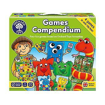 Orchard Toys 510 Games Compendium