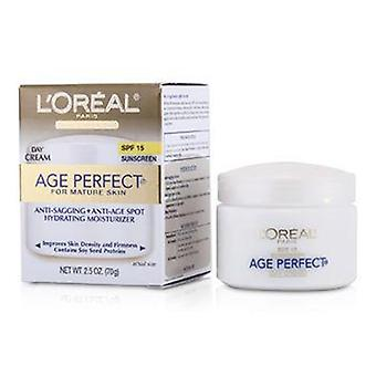 L'oreal Haut-Expertise Alter Perfect Hydrating Moisturizer Spf 15 (für Reife Haut) - 70g /2.5oz