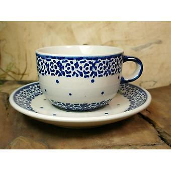 Tasse et soucoupe à thé café o., volume de 200 ml, tradition 54 - BSN 21954