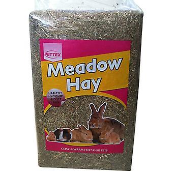 Pettex Compressed Rabbit małych zwierząt Bale Meadow Mini siana 2 kg
