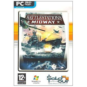 Battlestations Midway (PC DVD)-ny