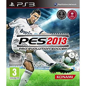 Pro Evolution Soccer 2013 (PS3)-nieuw