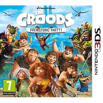 The Croods (Nintendo 3DS) - New