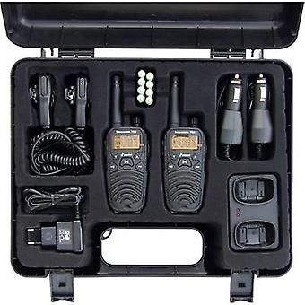 Stabo freecom 700 20701 PMR handheld transceiver 2-piece set