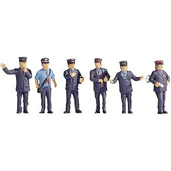 NOCH 15267 H0 Figures Railway Officer from Austria