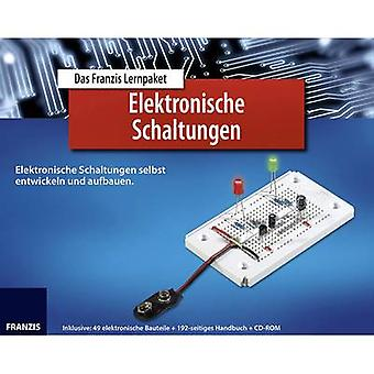 Franzis Verlag Elektronische Schaltungen 65195 Cursusmateriaal 14 jaar en meer