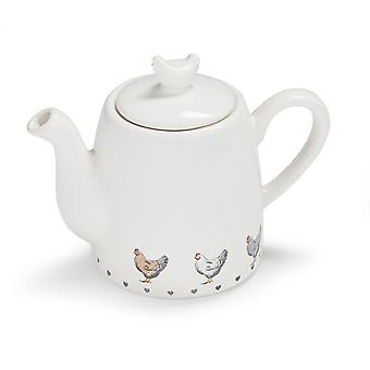 Cooksmart Farmers Kitchen Tea Pot