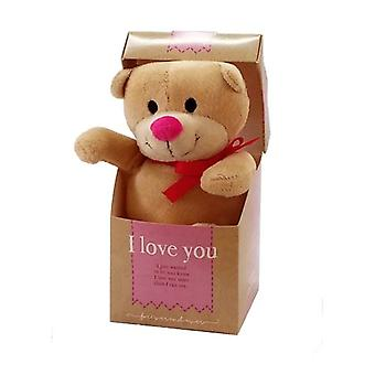 """Berelief cadeau """"I love you"""""""