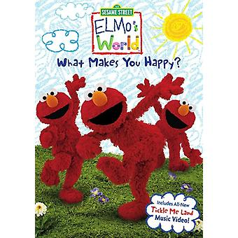 Sesame Street - Elmo's World: What Makes You Happy [DVD] USA import