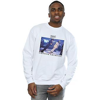 Michael Jackson Men's Smooth Criminal Lean Sweatshirt
