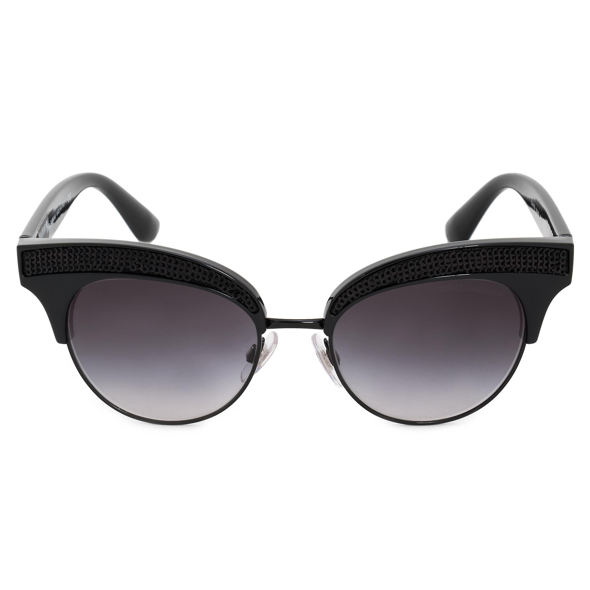 Dolce & Gabbana Cat Eye Sunglasses DG6109 501/8G 50