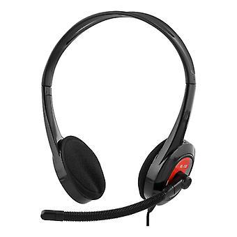 DELTACO headsets til Ultrabooks, tablets, mobiltelefoner