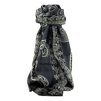Mens Muffler Scarf 5769 Fine Pashmina Wool by Pashmina & Silk
