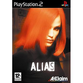 Alias (PS2) - Uusi tehdas suljettu