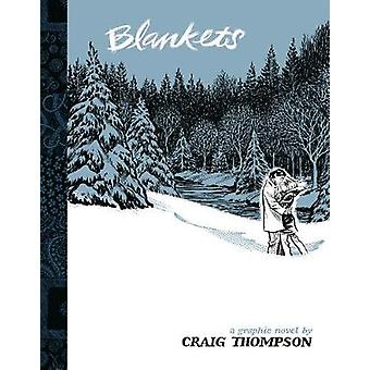 Blankets by Craig Thompson - 9780571336029 Book