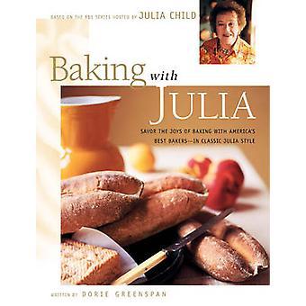 Bakning med Julia - Sift - knåda - flöjt - mjöl - och njuta av Julia