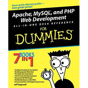 Apache - MySQL - and PHP Web Development All-in-one Desk Reference fo