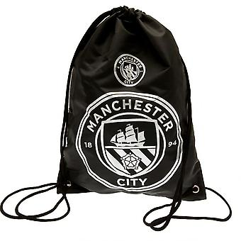 Manchester City FC Drawstring Gym Bag