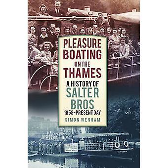 متعة ركوب الزوارق في نهر التيمز-تاريخ سولتر بروس-1858-prese