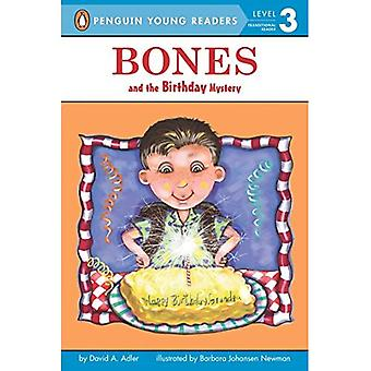 Bones and the Birthday Mystery (#5) (Puffin Easy-To-Read Bones - Level 2)