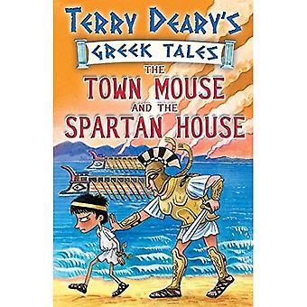 De muis van de stad en het Spartaanse huis: Bk. 3 (Griekse Tales)