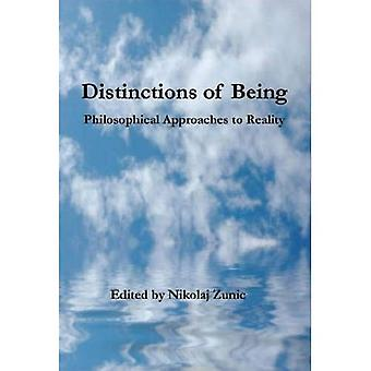 Distinctions of Being