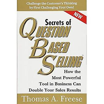 The Secrets of Question-Based Selling: How the Most Powerful Tool in Business Can Double Your Sales Results