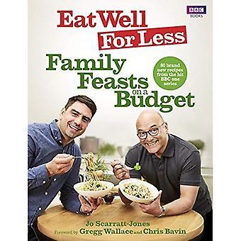 Manger bien pour moins cher: fêtes familiales sur un Budget