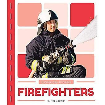 Pompiers: Inclut des Qr Codes (travailleurs communautaires)