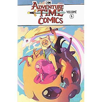Adventure tid tegneserier bind 6 (eventyr tid tegneserier)