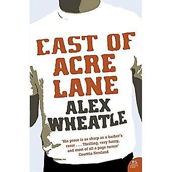 A est di Acre Lane