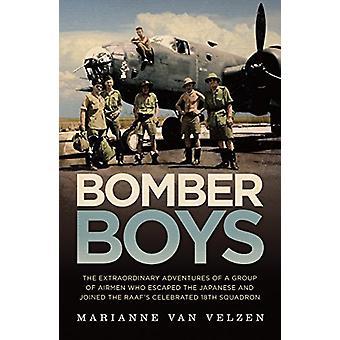 Bomber Boys - mrożący krew w żyłach przygód grupę lotników kto Esc
