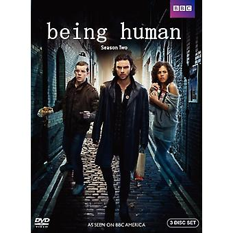 Being Human - Being Human : La saison 2 [3 disques] importation USA [DVD]