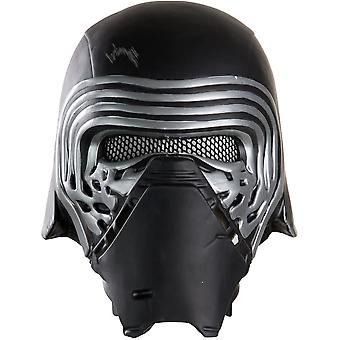 Kylo Ren 1/2 Mask For Adults