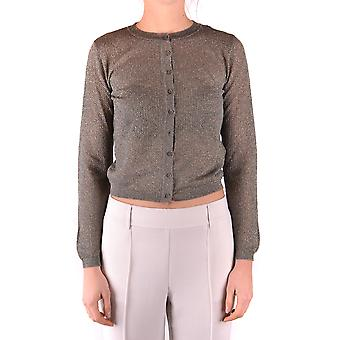 Missoni Ezbc091017 Women's Grey Nylon Cardigan