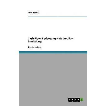 Cash Flow. Bedeutung Methodik Ermittlung door Hornik & Felix