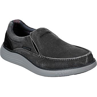 Skechers Mens Status 2.0 Mosent Slip On Casual Loafers